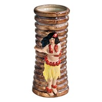 Hula Girl Tiki Mug Ceramic 32cl 11.25oz