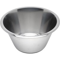 "Straight Stainless Steel Mixing Bowl 17cm (6.7"")"