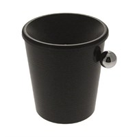 Black Plastic Standard Wine Spittoon 1L