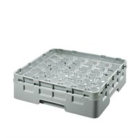 Extender 36 Compartment Rack Grey