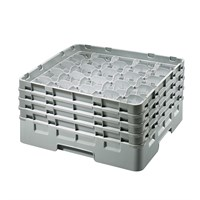 Extender 25 Compartment Rack Grey