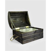 Sharer Treasure Chest Wooden Large