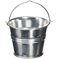 Galvanised Steel Serving Bucket 7cm � 4oz