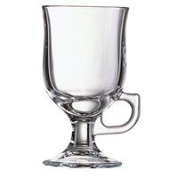 Irish Coffee Glass With Handle On Foot 24cl (8.5oz)