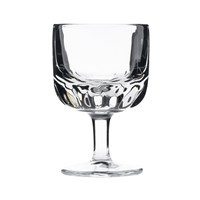 Panelled Hoffman Ice Cream Glass 28cl (9.8oz)