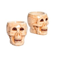 Shot Glass Glass Tiki Skull 4cl 1.4oz