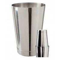 Cocktail Shaker Boston Can 18oz