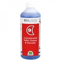 Evolution Toilet Cleaner Empty Refill Bottles