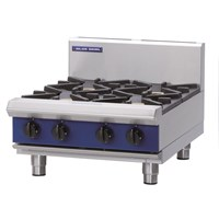Blue Seal Evolution Cooktop Bench 4 Burner