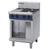Blue Seal Evo Cooktop Cabinet 4 Burner