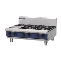 Blue Seal Evolution Cooktop Bench 6 Burner