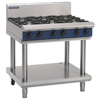 Blue Seal Evolution Cooktop Cabinet Base 6 Burner