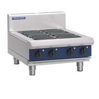 Blue Seal Evo Electric Cooktop Bench 4 Element