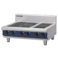 Blue Seal Evo Electric Cooktop Bench 6 Element