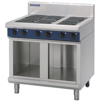 Blue Seal Evo Electric Cooktop Cabinet Base 6 Element