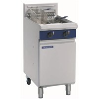 Blue Seal Electric Twin Tank Fryer