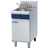 Blue Seal Manual Control Single Tank Electric Fryer