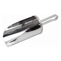 Flour Scoop 8in Stainelss Steel 1L