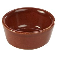 Ramekin Terra Rustic Red 1.5oz 45ml