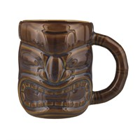 Tiki Mug Brown 45cl (16oz)