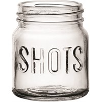 Jar Shot 7.5cl (2.5oz)