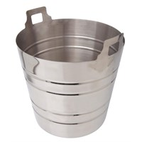 Champagne Bucket Stainless Steel 5L