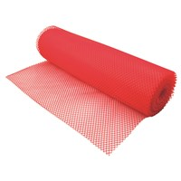 Red Shelf Liner