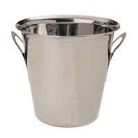 Stainless Steel Tulip Ice Bucket