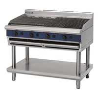 Blue Seal 120cm Gas Chargrill Leg Stand
