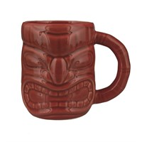 Tiki Mug Red 45cl (16oz)