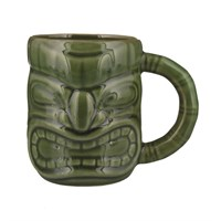 Tiki Mug Green 45cl (16oz)
