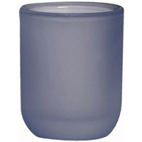 Nightlight Holder Frosted Blue 77 x 62mm