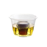 Shot Glass Bomber Cup Clear Disposable 2.5cl