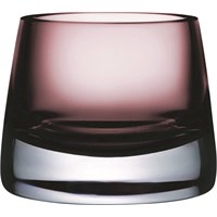 Candle Holder Joy Votive Plum Small