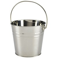 Serving Bucket Stainless Steel 16 x 14cm