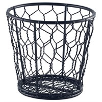 Fry Basket Black Wire 12 x 11cm