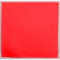 Napkin 40cm Pop In Fold Fabric Style Red