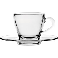 Coffee Cup Ischia Glass  3oz 8cl