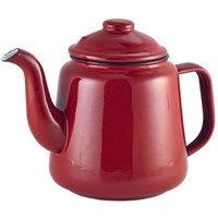 Enamel Teapot Red 1.5L/52.75oz