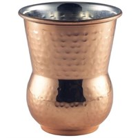 Moroccan Copper Hammered Tumbler 40cl