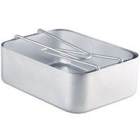 Aluminium Mess Tins Set of 2