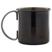 Mug Straight Gun Metal 50cl 17.5oz