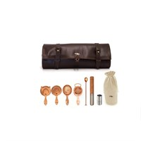 Bonzer Heritage Copper Leather Roll Kit