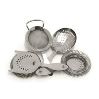 Strainer Set Heritage Stainless Steel