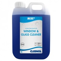 Super Concentrate MIXXIT Glass Steel Cleaner 2L