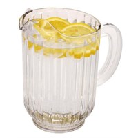 Jug 3 Pint 1.8L Polycarb Tall Clear