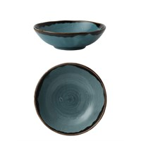 Bowl Large Harvest Blue 15cm