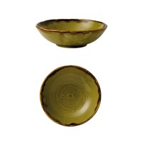 Bowl Large Harvest Green 15cm