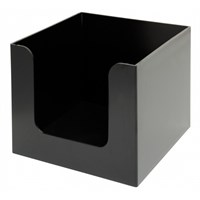 Bar Caddy Napkin Only Black