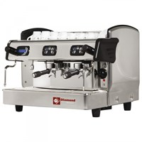 Expresso Coffee Machine 2 Groups